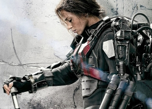 Emily-Blunt-As-Rita-Vrataski-In-Edge-Of-Tomorrow-Wallpaper