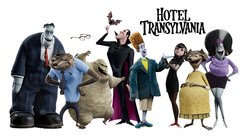 Výsledek obrázku pro hotel transylvánie 1