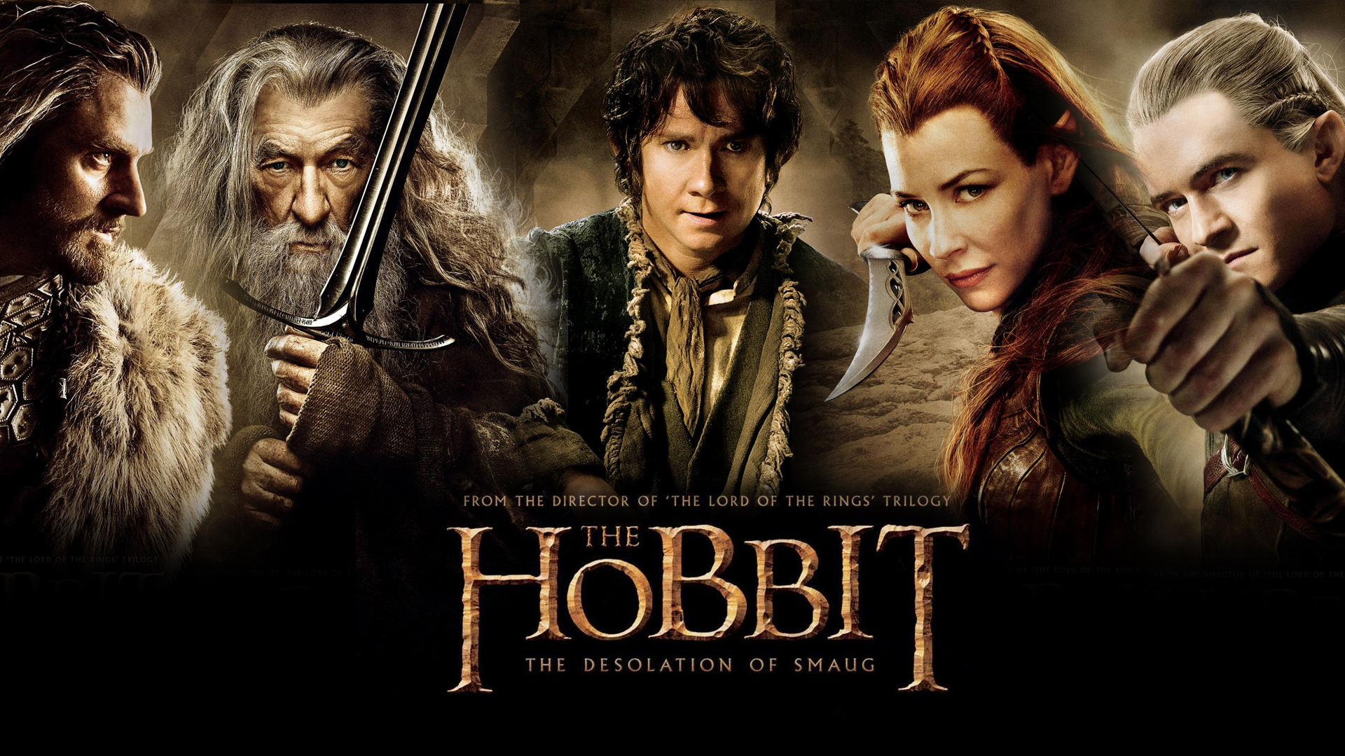 The Hobbit Desolation Of Smaug Review