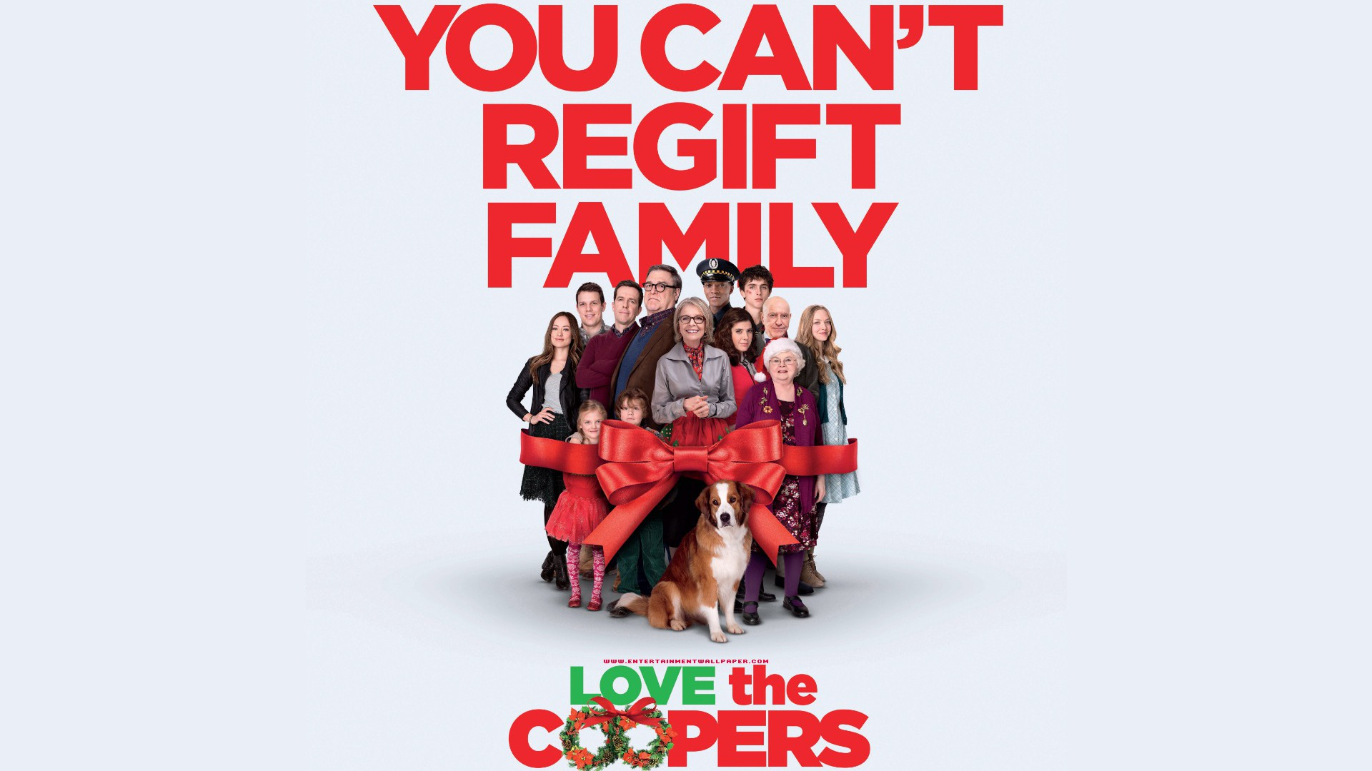 Love The Coopers Review – KG\'s Movie Rants