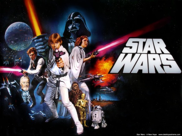 Star Wars Episode Iv A New Hope Review Kg S Movie Rants