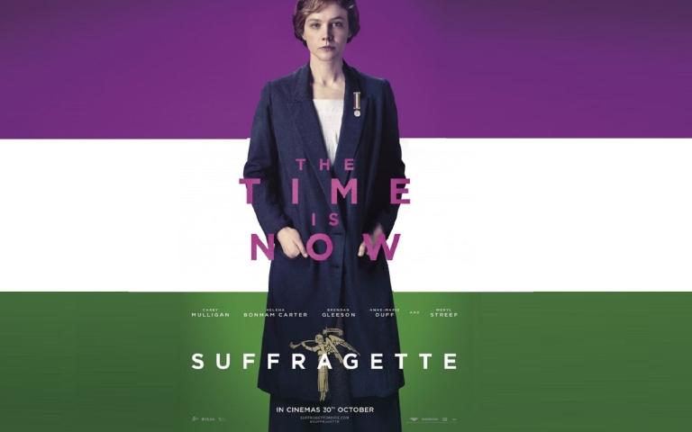 Suffragette-Poster