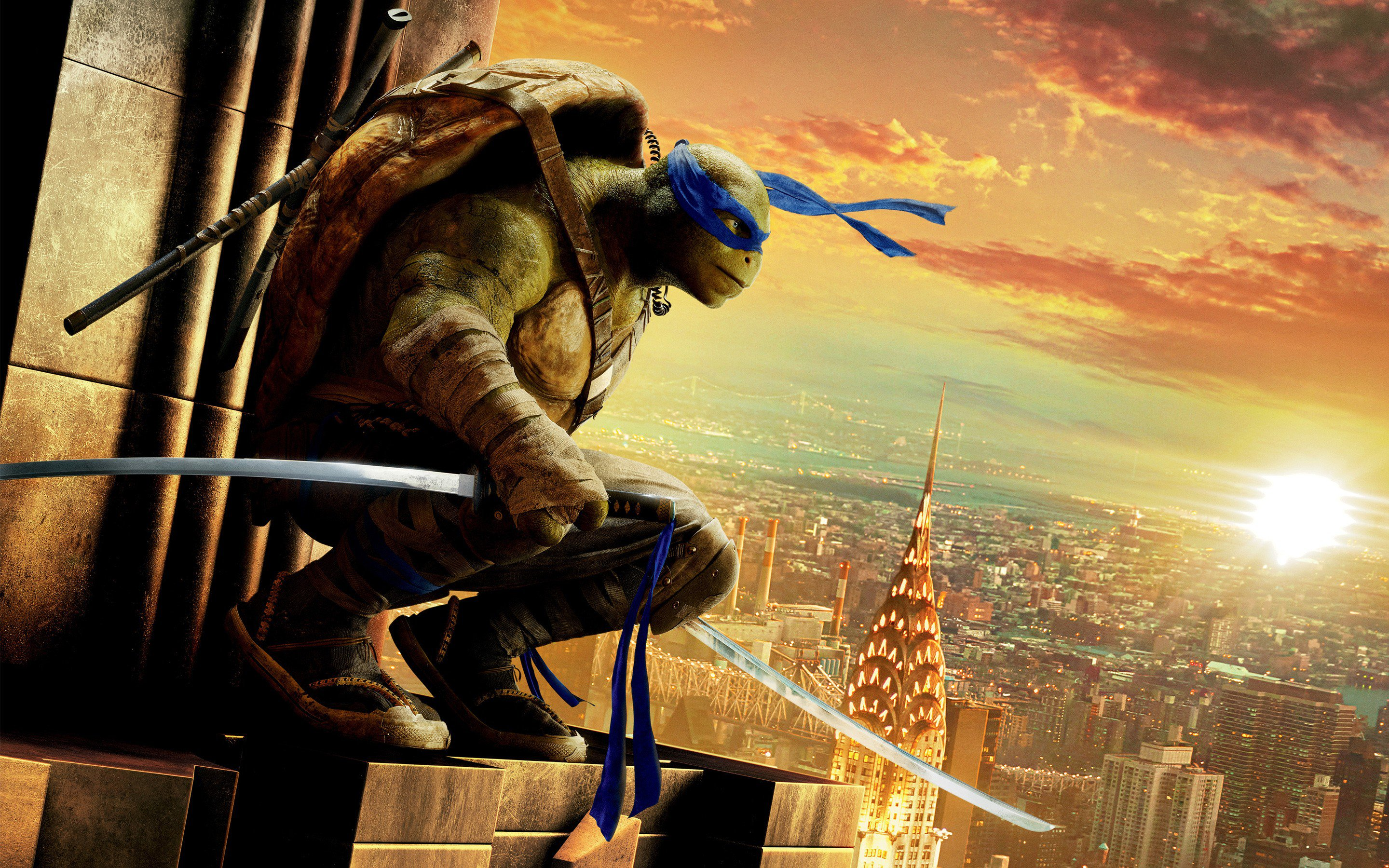 Teenage Mutant Ninja Turtles Out Of The Shadows Review Kg S