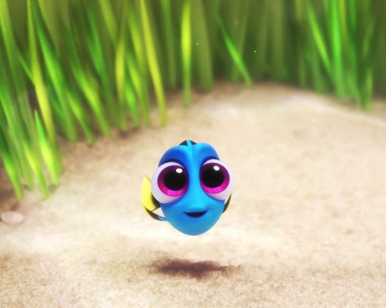 baby dory wallpaper - photo #11
